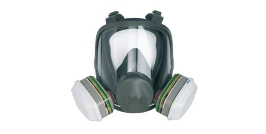 Masque complet réutilisable 3M™ série 6700