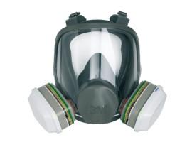 Masque complet réutilisable 3M™ série 6800 Taille M